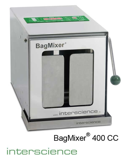 Bag Mixer Interscience